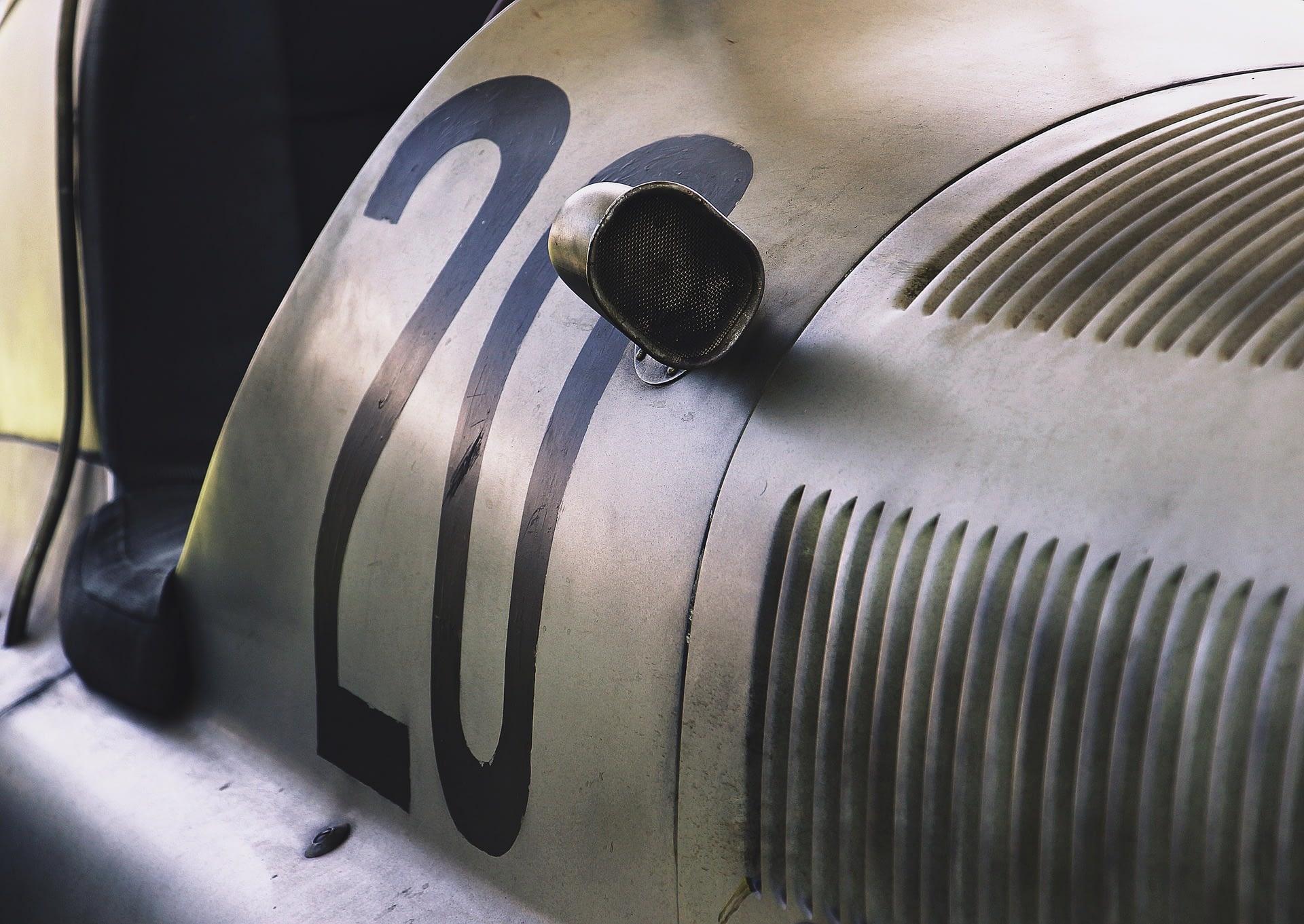 The Mercedes Silver Arrow